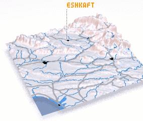 3d view of Eshkaft