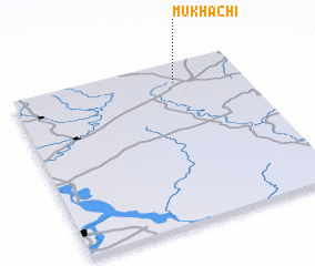 3d view of Mukhachi