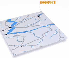 3d view of Rogovoye