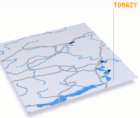 3d view of Tomazy