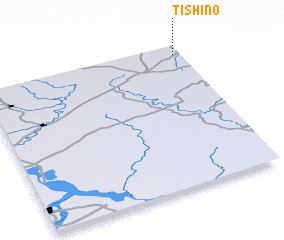 3d view of Tishino