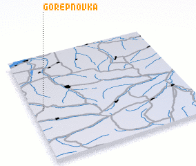 3d view of Gorepnovka