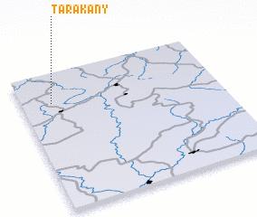 3d view of Tarakany