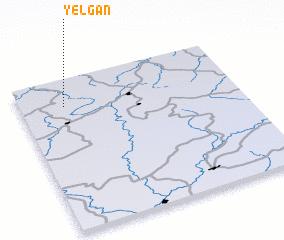 3d view of Yelgan\