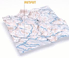 3d view of Pūt Fūt