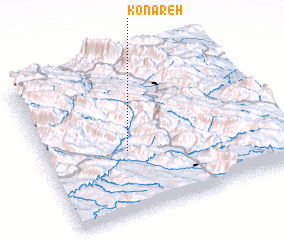 3d view of Konāreh