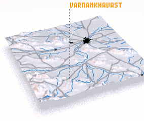 3d view of Varnām Khavāst