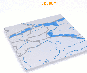 3d view of Terebey