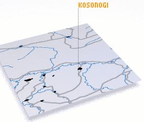 3d view of Kosonogi