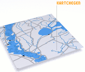 3d view of Kartchegen'