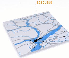 3d view of Sobolevo