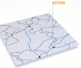 3d view of Botino