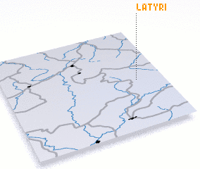 3d view of Latyri