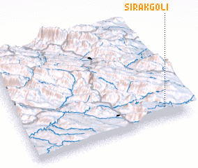 3d view of Sīrak Golī