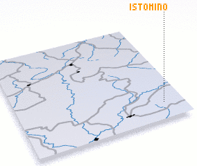 3d view of Istomino