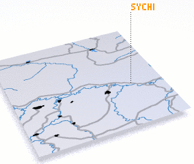 3d view of Sychi