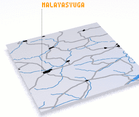 3d view of Malaya Syuga