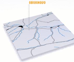 3d view of Obukhovo