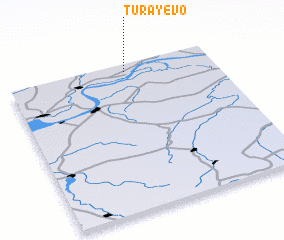 3d view of Turayevo
