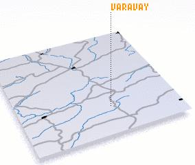 3d view of Varavay