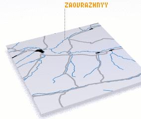 3d view of Zaovrazhnyy