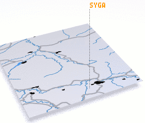 3d view of Syga