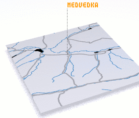 3d view of Medvedka