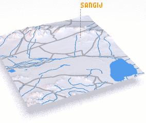 3d view of Sangīj