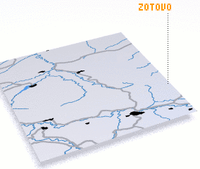 3d view of Zotovo