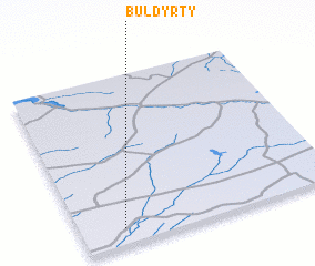 3d view of Buldyrty