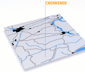 3d view of Chemashur