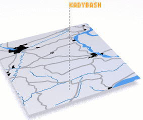 3d view of Kadybash