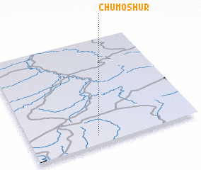 3d view of Chumoshur