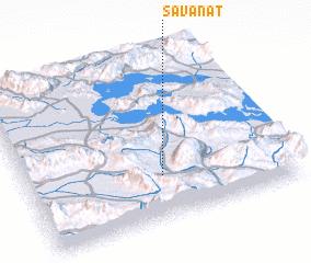 3d view of Savānāt