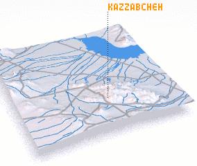 3d view of Kaẕẕābcheh