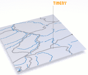 3d view of Timeny