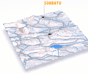 3d view of Şoḩbatū