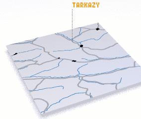 3d view of Tarkazy