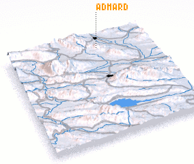 3d view of Ādmard