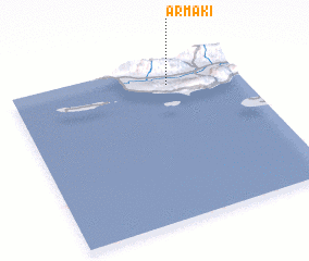 3d view of Armakī