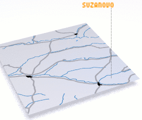 3d view of Suzanovo