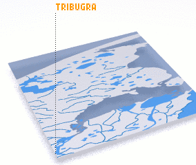 3d view of Tri Bugra