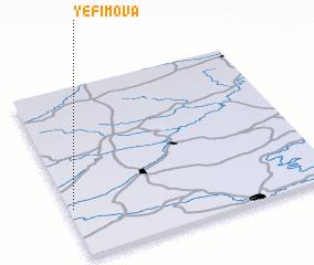3d view of Yefimova