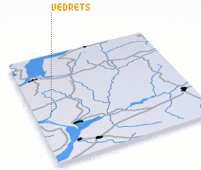 3d view of Vedrets