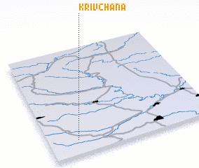 3d view of Krivchana