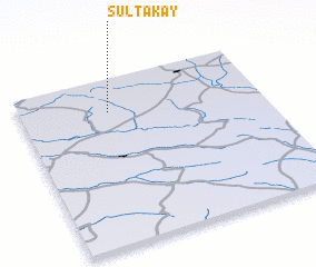 3d view of Sultakay