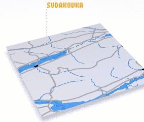 3d view of Sudakovka
