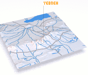 3d view of Yebneh