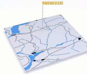 3d view of Marakushi