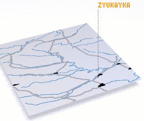 3d view of Zyukayka